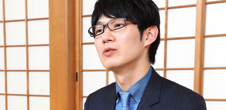 第3回 斎藤慎太郎さん インタビュー | 将棋日本シリーズ | JTウェブサイト