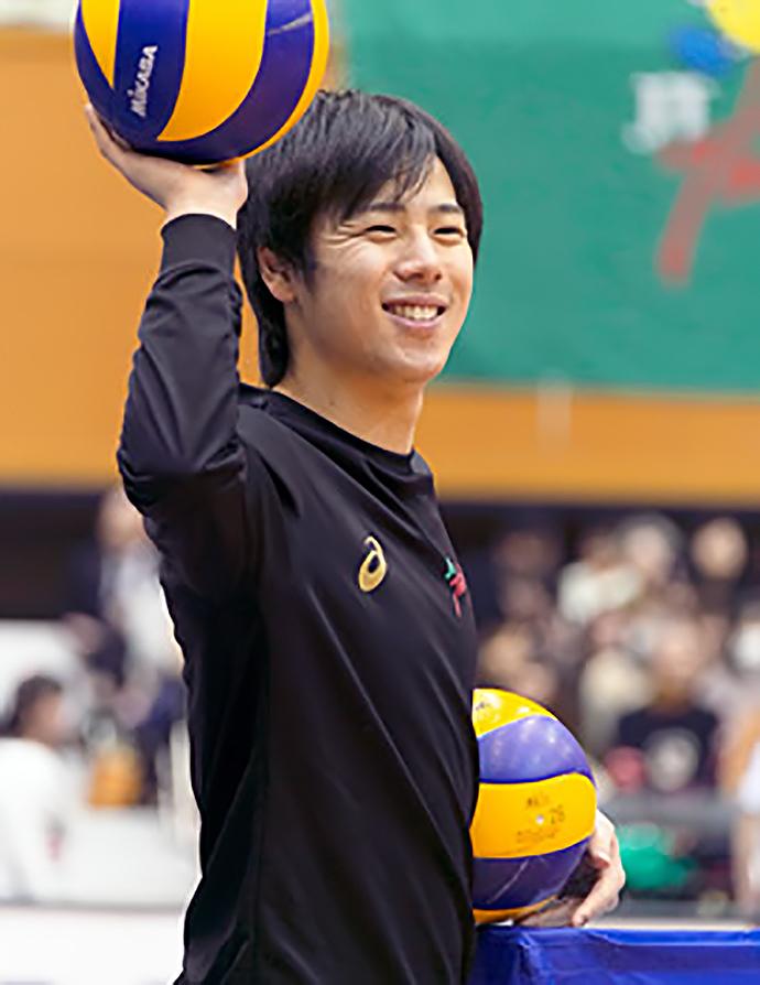 唐川大志選手のインタビュー Jtサンダーズ広島 Jtウェブサイト