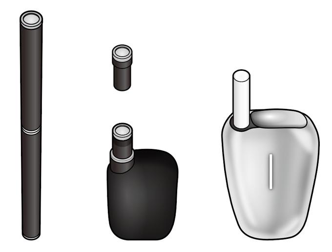 低温加熱型たばこ